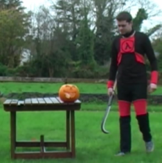 Gordon Freeman Hates Halloween